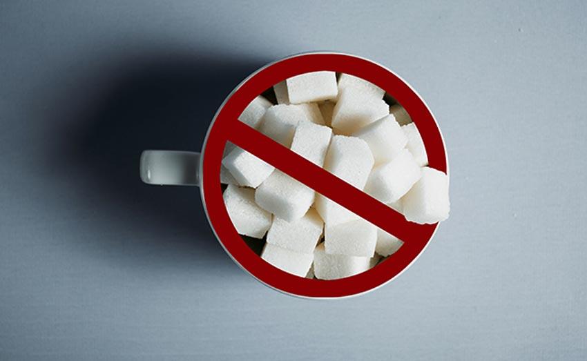 Le régime sans sucre