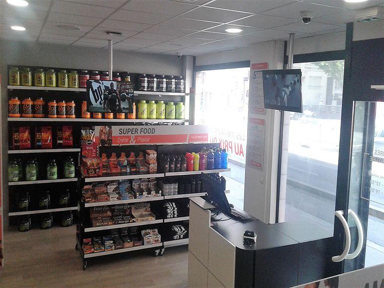 Boutique nutrition sportive Lyon Villeurbanne | Toutelanutrition