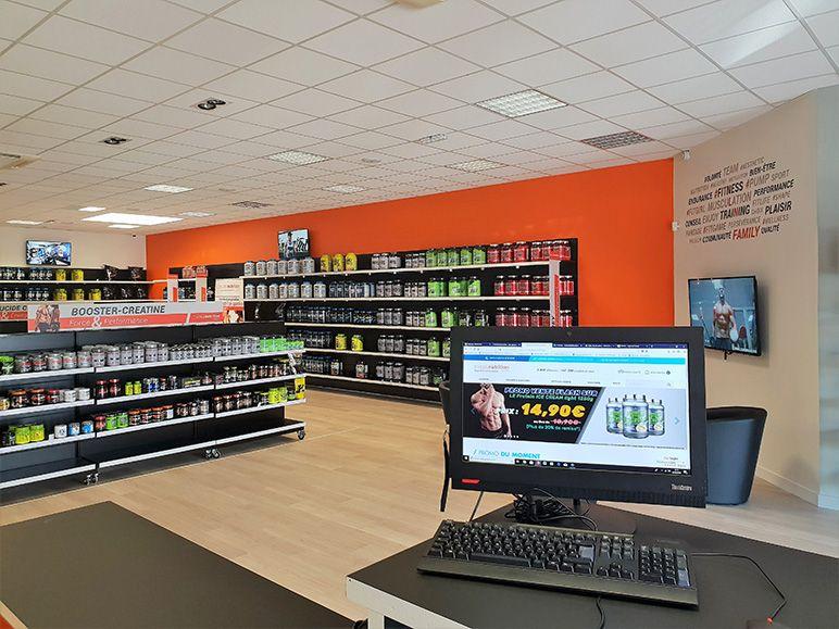 Boutique de complément alimentaire d'Essey les Nancy | Toutelanutrition