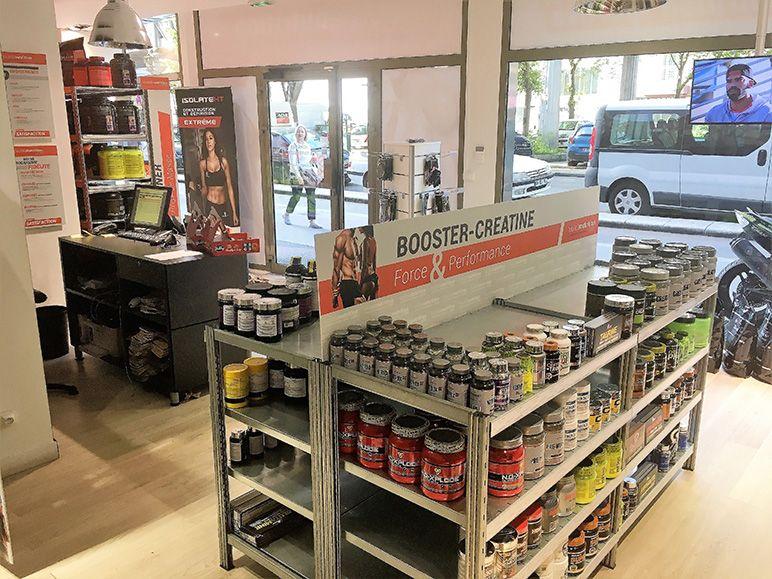Boutique nutrition sur Paris 15eme | Toutelanutrition