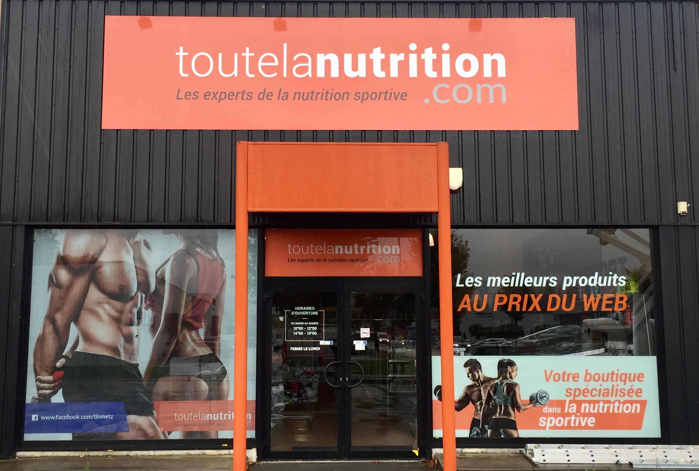 nutrition de Jouy