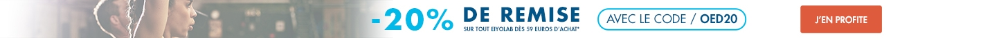 Eiyolab Days : -20% de remise sur toute la gamme !