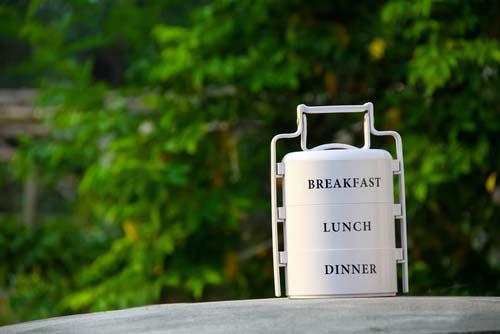 Prendre du muscle avec 3 repas par jour
