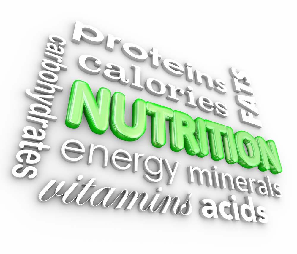 Les groupes d'aliments en nutrition sportive