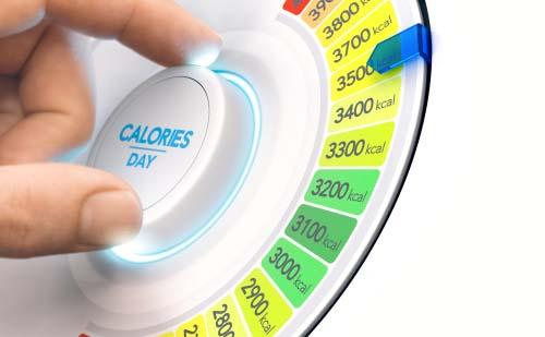 Augmentez les calories pour prendre de la masse
