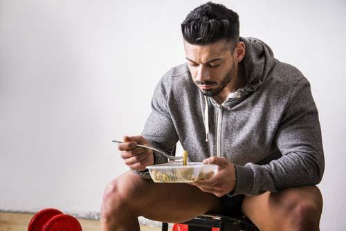 Bien manger pour la muscu