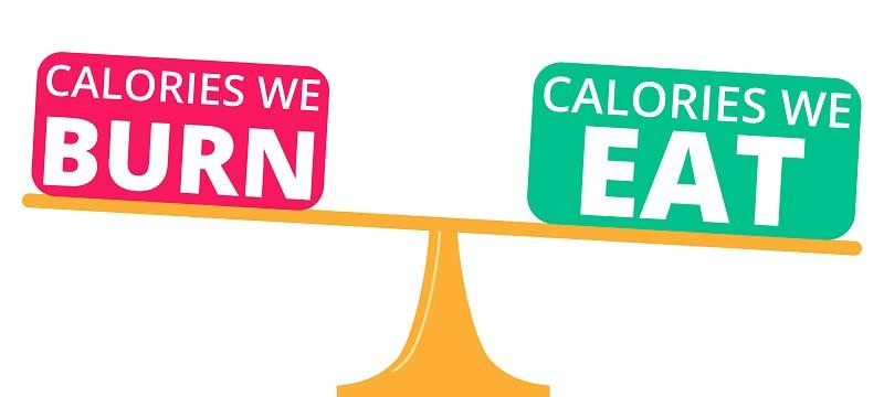 Bilan calorique pour perdre du poids