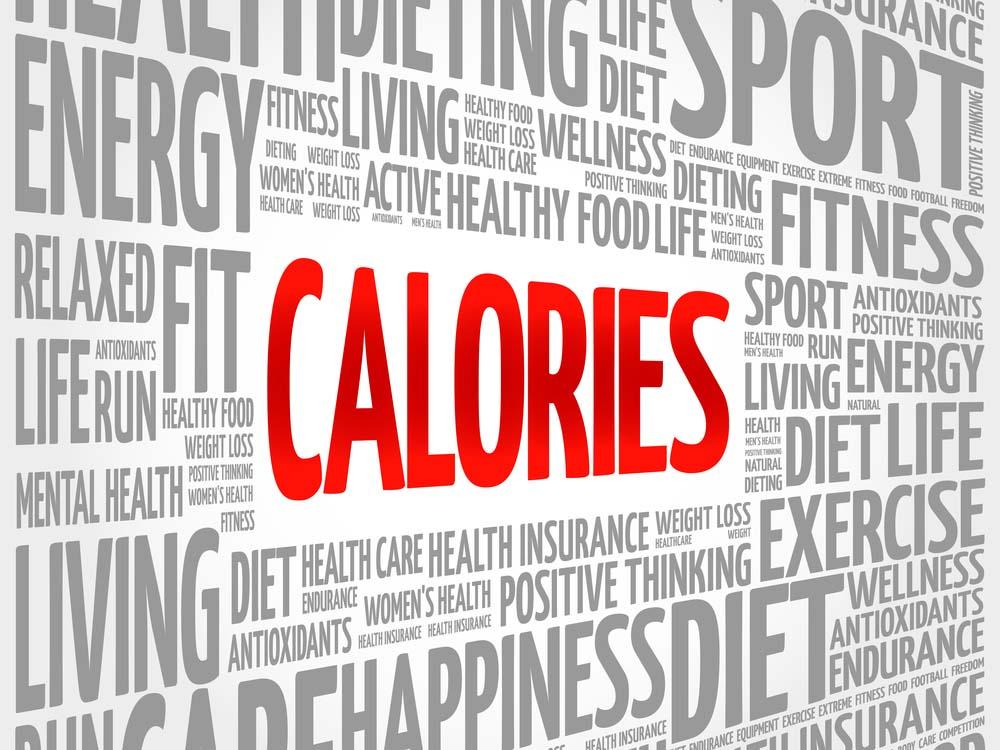 Calories et prise de masse