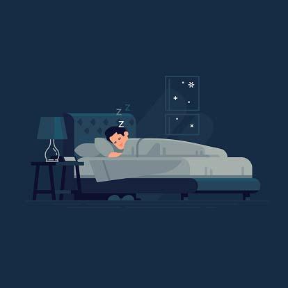 Ce qui se passe pendant le sommeil