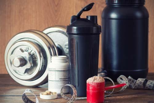 Compléments alimentaires prise de muscle