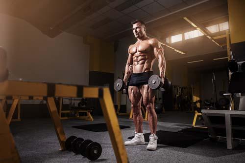 Entrainement pour la construction musculaire