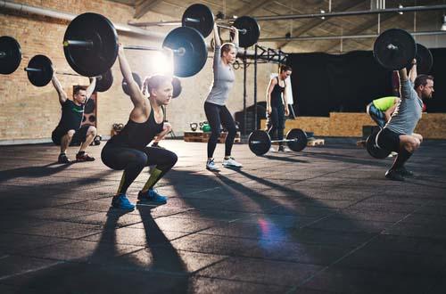 Le Crossfit pour se muscler et perdre du gras