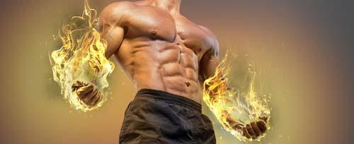 Entrainement pour brûler les graisses