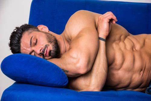 Le sommeil et la construction musculaire