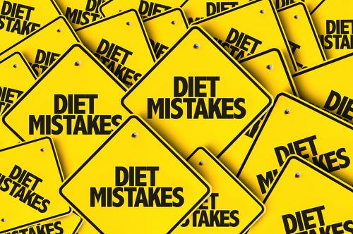 Erreurs en nutrition sportive