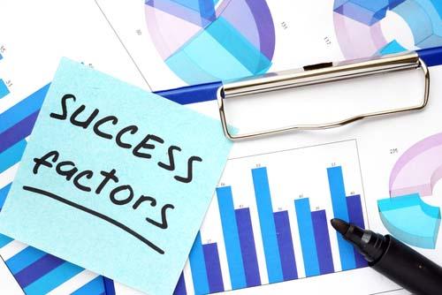 Les facteurs de réussite pour améliorer ses performances