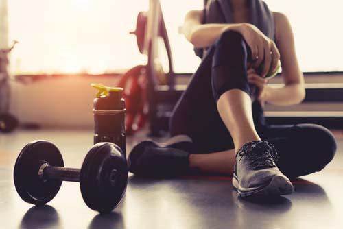 Faites du sport pour perdre du poids