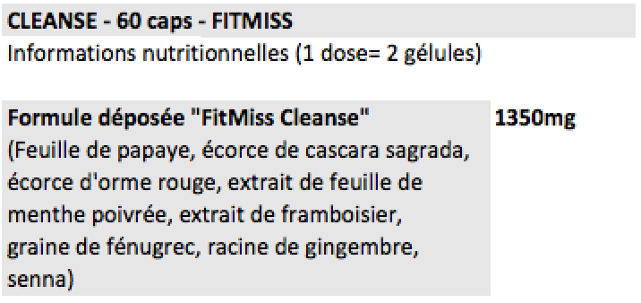 FitMiss-Cleanse