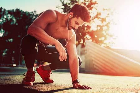 Pensez à votre récupération musculaire