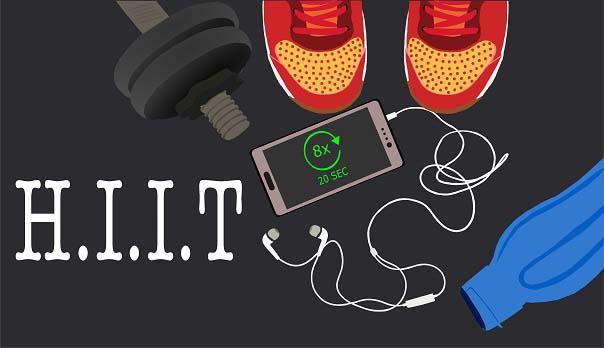 Le HIIT pour perdre du poids