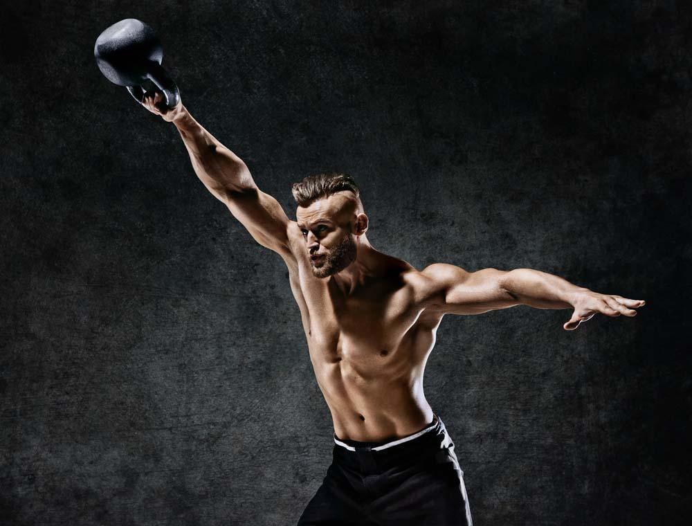 Kettlebells pour se muscler