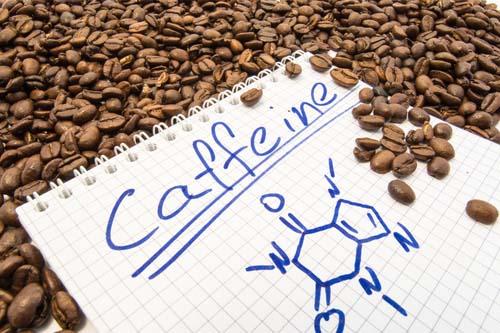 La caféine pour augmenter le métabolisme