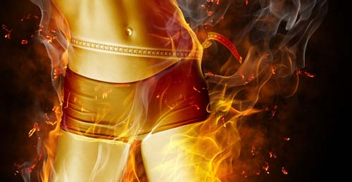 Comment brûle-t-on les graisses