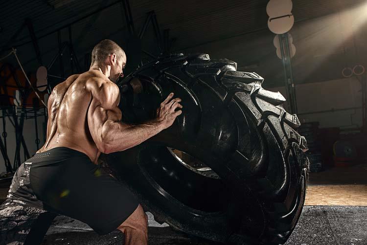 La force pour la définition musculaire