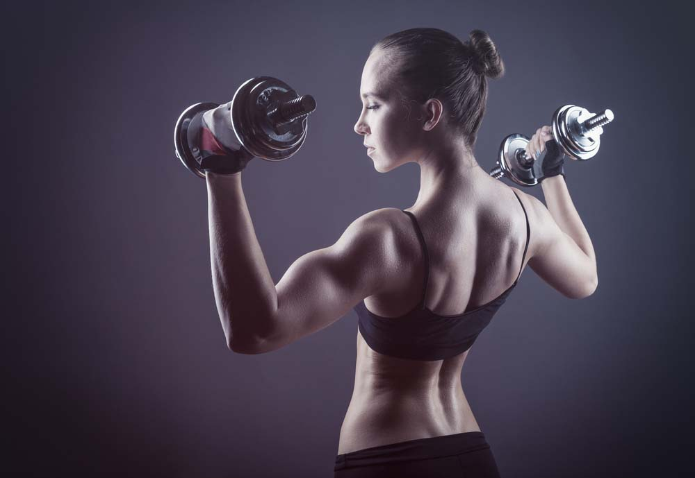 Muscler son dos femmes