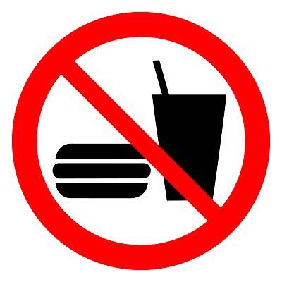 Les aliments à ne jamais consommer