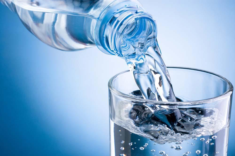 L'eau et la musculation