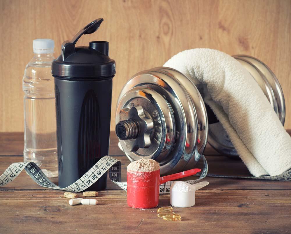 Les compléments alimentaires en musculation
