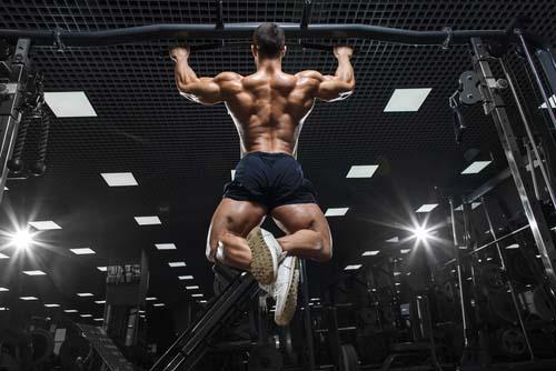 Les tractions pour un dos plus fort et plus volumineux