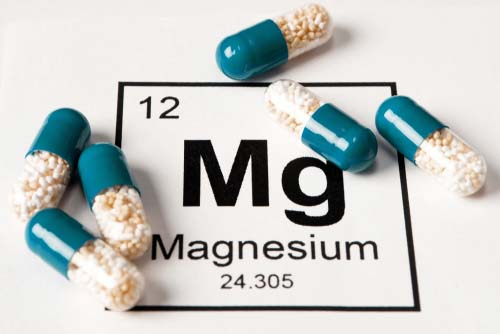 Le magnésium et la construction musculaire
