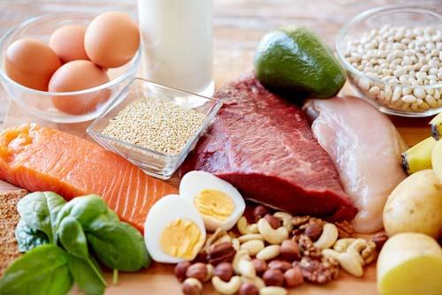 Mangez équilibré pour brûler des graisses