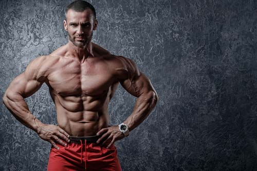 Garder sa masse musculaire en séchant