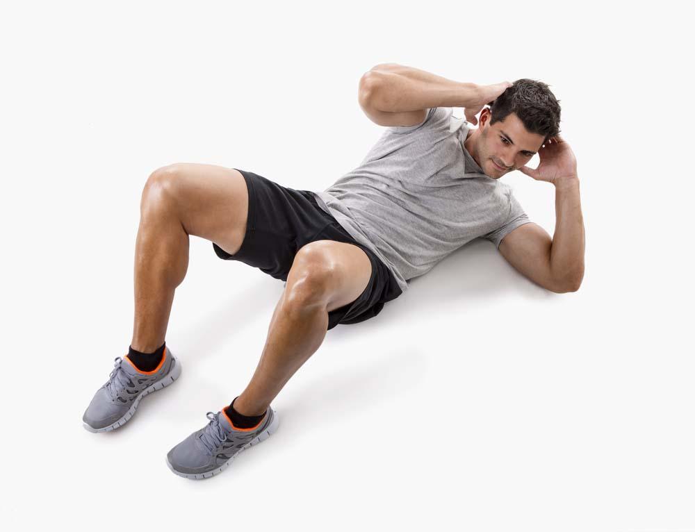 Abdominaux obliques exercice