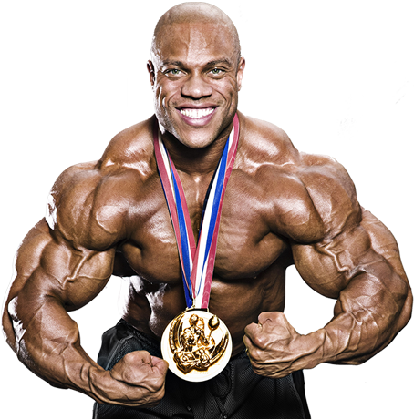Phil Heath - Mr Olympia
