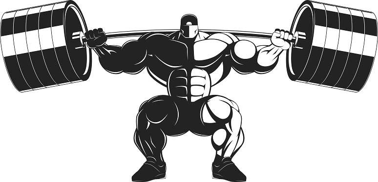 Pousser lourd pour prendre du muscle