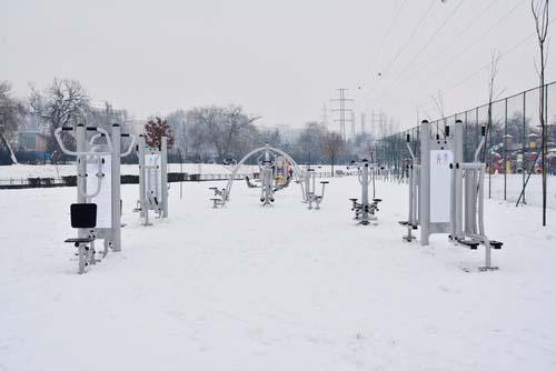 Prendre de la masse en hiver
