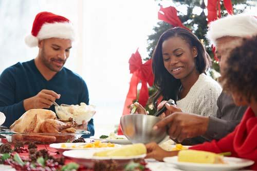 Profitez des fêtes pour prendre de la masse