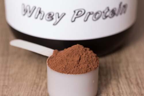 protéines après entrainement