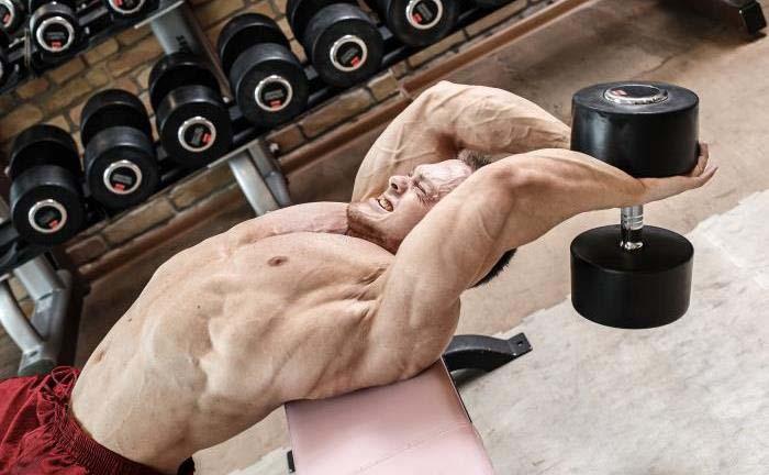 Qu'est-ce que le pullover musculation
