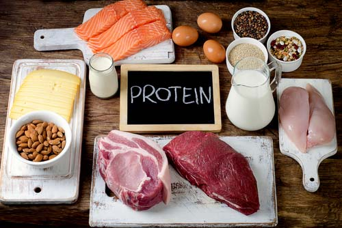 Quelle quantité de protéines?