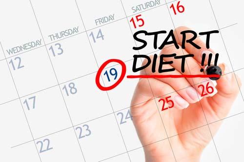 Le régime pour perdre du poids durablement