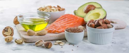 Les aliments du régime cétogène