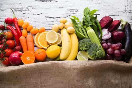 Remplacez les sucres par des aliments sains