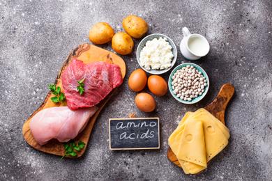 Le rôle des acides aminés dans le corps