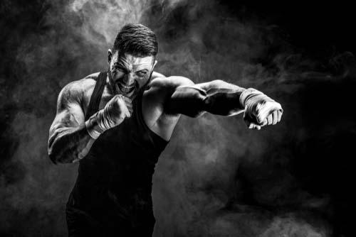 StimFury Pro 4.0 idéal pour les sports de combat