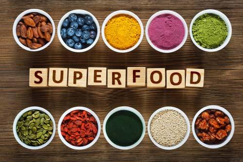 Les supers aliments pour la construction musculaire